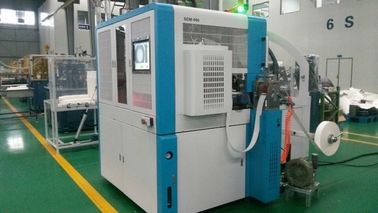 Automatic Paper Cup Machinery With New Guarding Door and Inspection System