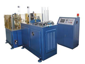 Çin SSM-1100K 5kW Tek Kağıt Kupası Üretim Makinesi, Kağıt Kupası Kol Makineleri Distribütör