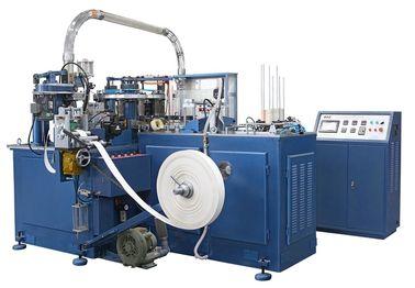 Çin SCM-600 90pcs / dak Otomatik Kağıt Kupası Makinesi / Isıtıcı Sızdırmazlık ile Makineleri / Ultrasonik ünitesi Distribütör